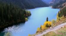 Путешествие к Кольсайским озерам